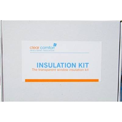 Clear Comfort Intelligent Insulation Super-Kit: retail value $198, environment value: incalculable!