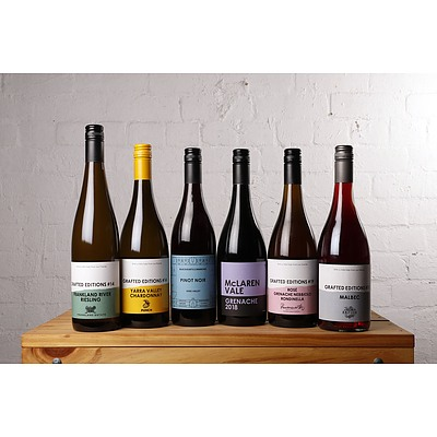 Mix of 6 wines from Blackhearts & Sparrows