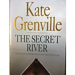 Book: The Secret River by Kate Grenville - with a personalised signing for the winning bidder by the author