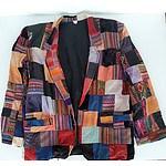 Multi-coloured Guatemalan Jacket