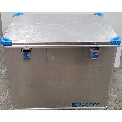 Zarges 40706 239 Litre Aluminium Transport/Storage Case