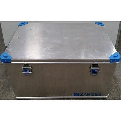 Zarges 40705 157 Litre Aluminium Transport/Storage Case
