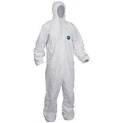 Dupont Tyvek Classic Xpert Category III Disposable Coveralls - Lot of 18 - Brand New