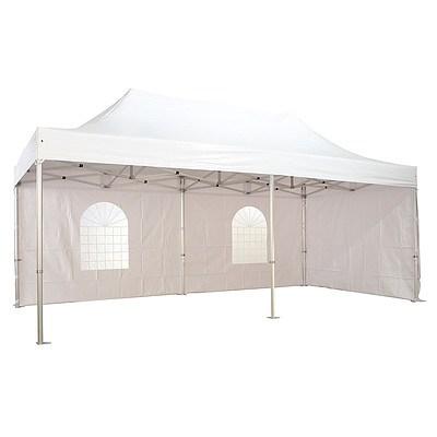 Furniture Trade GALH-6 3m x 6m Pop Up Marquee/Gazebo