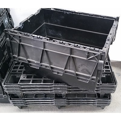 Integra NG Poly Storage Containers - Lot of 10