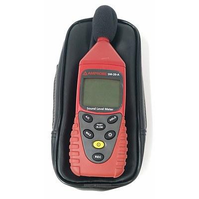 Amprobe SM-20-A Sound Level Meter
