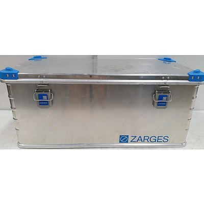 Zarges 40704 81 Litre Aluminium Transport/Storage Case