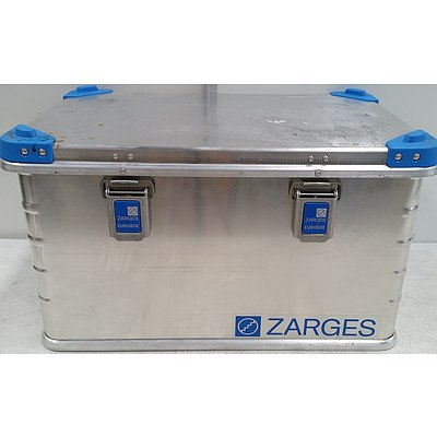 Zarges 40702 60 Litre Aluminium Transport/Storage Case