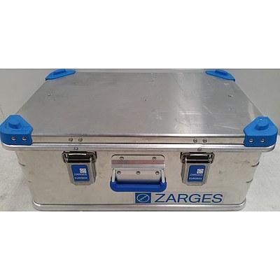 Zarges 40701 42 Litre Aluminium Transport/Storage Case