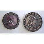 Australian Proclamation Coins - Cartwheel Coins 1797