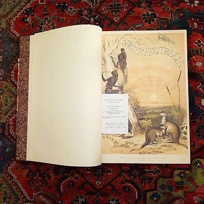 A Limited Facsimile Edition of South Australia Illustrated by George French Angas