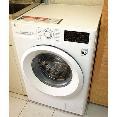 LG Washing Machine Inverter Direct Drive Front Loader 7.5kg