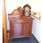 Antique Australian Cedar Chiffonier