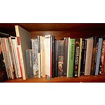 Large Group of Art Reference Books on Old Masters Including Giorgione, Rembrandt, Giambattista Tiepolo, Vermeer and More