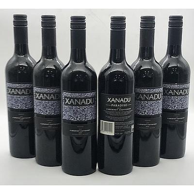 Case of 6x Xanadu 2012 Paradise Cabernet Sauvignon 750ml
