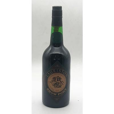 Bottle of Lauriston Vintage Old Show Tawny Port 750ml