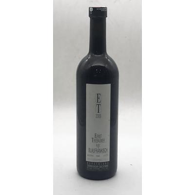 Bottle of Ernst Triebaumer 2009 Rust Blaufrankisch Trocken 750ml