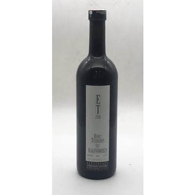 Bottle of Ernst Triebaumer 2009 Rust Blaufrankisch Trocken 750ml