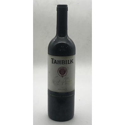 Bottle of Tahbilk 2002 Eric Stevens Purbrick Shiraz 750ml