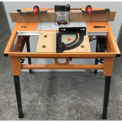 Triton Router Table