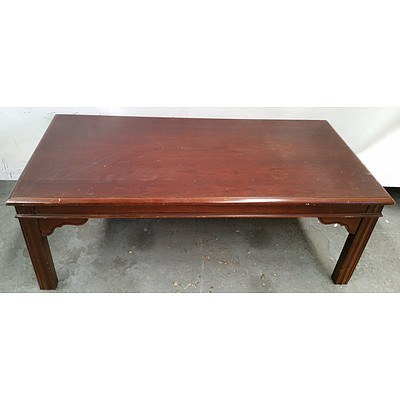 Drexel Heritage Coffee and Occasional Table