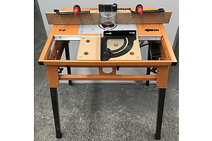 Triton Router Table