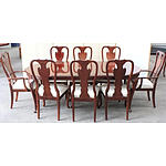 Drexel Heritage Furniture 11 Piece Dining Setting