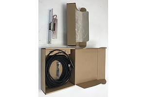Electric Strike Lock and Wireless Endoscope Wifi Inspection Camera