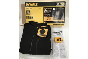 Dewalt Soft Shell Heated Jacket Size XXXL