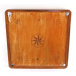 Vintage Timber Carrom Board