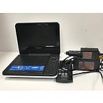 Sony DVP-FX720 Portable CD/DVD Player