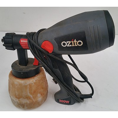 Ozito 300 Watt Electric Spray Gun