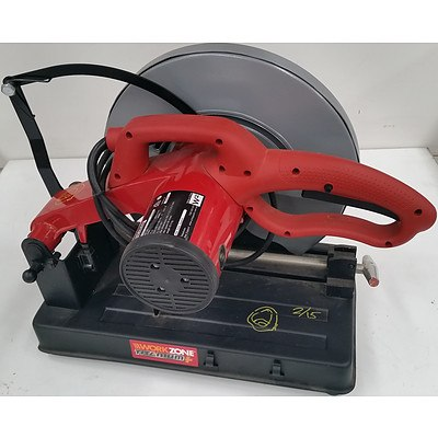 Workzone 2000Watt Metal Cut Off Saw