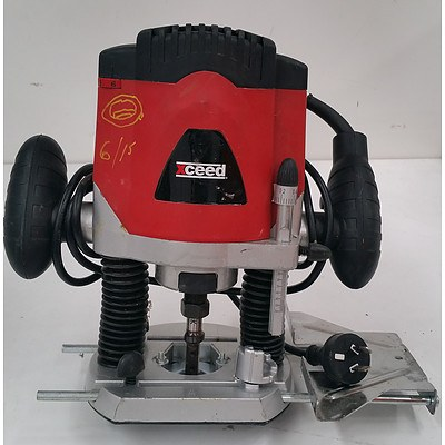 XCeed EX150RT Plunge Router