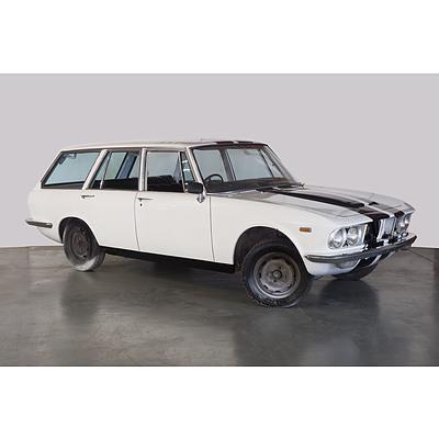 1/1969 Mazda 1500 Deluxe Wagon White 1.5L