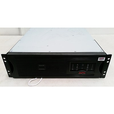 APC 3000XL 2400W Rackmount UPS