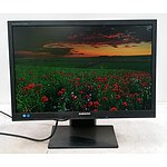 Samsung SyncMaster SA450 22-Inch Widescreen LED-backlit LCD Monitor