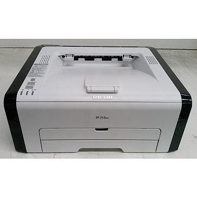 Ricoh SP-213Nw Black & White Laser Printer