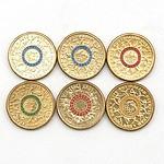 Six 2016 Australian Olympics Team $2 Coins