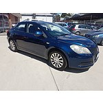 9/2010 Suzuki Kizashi XL FR 4d Sedan Blue 2.4L