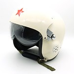 Chinese Fighter Pilot Helmet, Replica