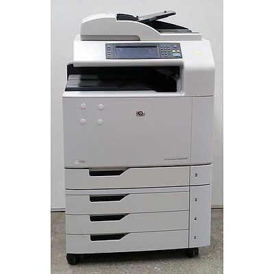 HP Color LaserJet CM6040f MFP Colour Multi-Function Printer