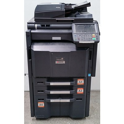 Kyocera TASKalfa 4550ci Colour Multi-Function Printer