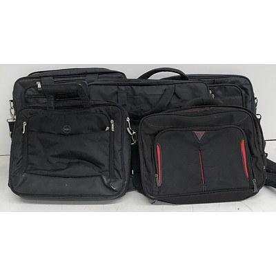 Bulk Lot of Assorted Laptop Bags
