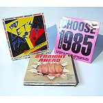Group of Records Including; 'Summer '87 ', 'Just Hits '85-'86 ', '1983 20 Hot Hits The Hot Ones', '1983 Summer Breaks' and More