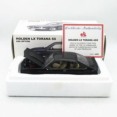 Auto Art - Holden Torana SS LX A9X 400/4002 1:18 Scale Model Car