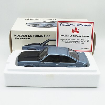 Auto Art - Holden Torana SS LX A9X 138/1140 1:18 Scale Model Car