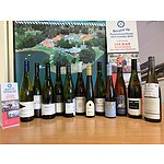 L16 - Mixed Riesling Challenge wines