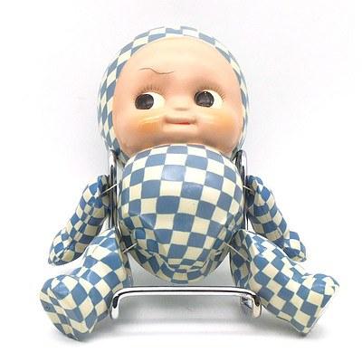 Vintage Nack Celluloid Kewpie Doll