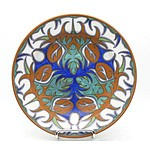 Vintage Gouda Holland Porcelain Wall Plate